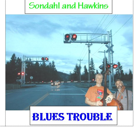 Blues trouble